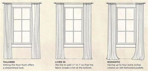 Tuesday tip hanging curtain panels 187 style by design