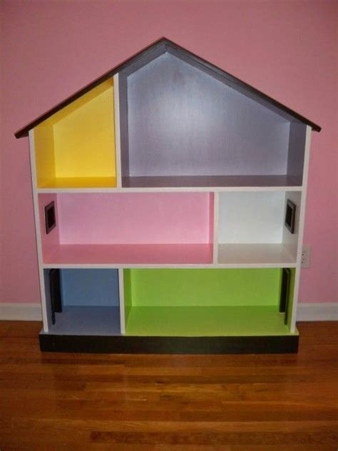 homemade doll house 25 best ideas about dollhouse bookcase on pinterest little girls playroom toddler