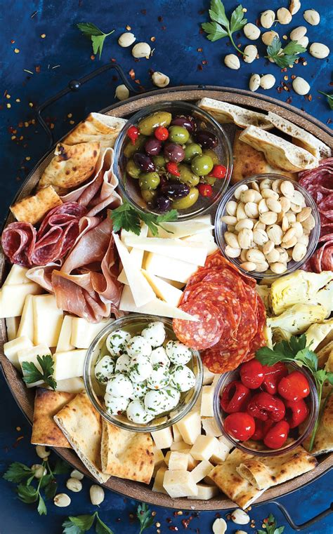 food  entertains cheese  antipasto party platter recipes butcher boy
