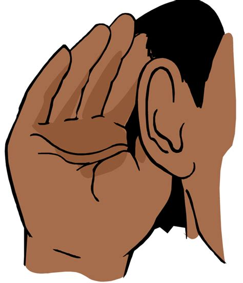 Listening Clipart listening ears clip cliparts co