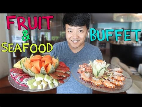 all u can eat seafood buffet 187 best all you can eat fruit seafood buffet in bangkok