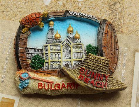 Souvenir Bulgaria Tempelan Magnet Varna 2 87 best fridge magnet collections images on