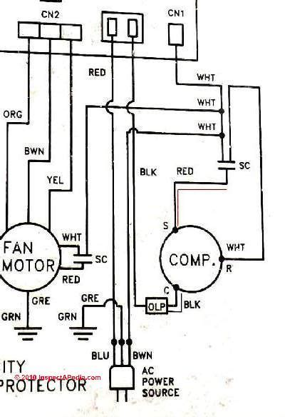 table fan motor wiring diagram