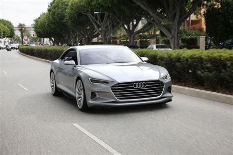 luxurious audi a9 coupe set for 2018 launch carbuyer