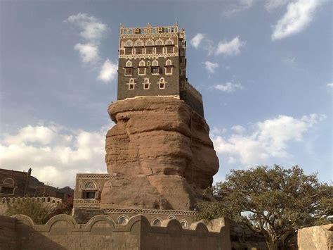 Palace of Imam Yahya in Yemen   brushvox.com