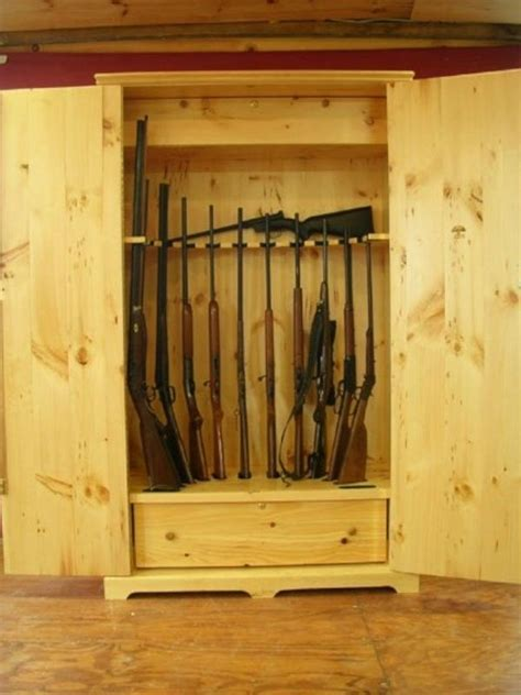 House Plans With Future Expansion by Wooden Gun Safe Plans Woodproject