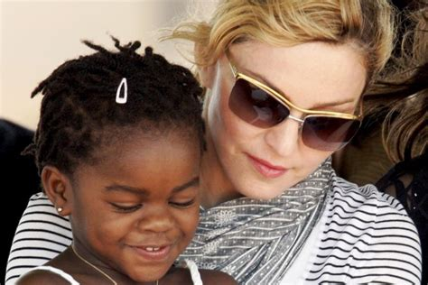 Adopt An Orphan Just Like Madonna by Madonna Malawi Adoption Before Esther And Stella