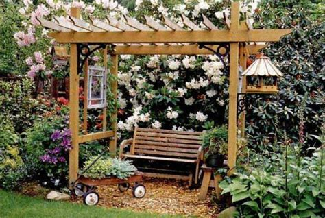 very modern garden pergolas to decorate your house home