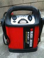 black and decker start it black and decker jump starter with compressor pictures to