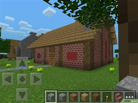 how to make a house in minecraft pe een cool huis maken in minecraft wikihow