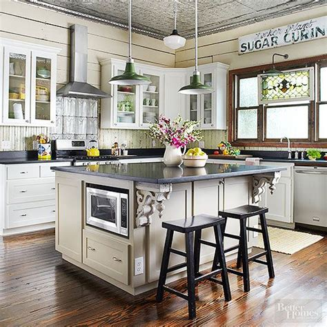 vintage kitchen island ideas vintage kitchen ideas reclaimed building materials chipped paint and painted boards