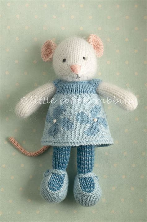 how to knit stuffed animals 11565 best knitted toys images on
