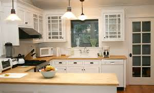 Kitchen Cabinets And Countertops Designs Kitchens With A Butcher Block Countertop Kitchen Decor