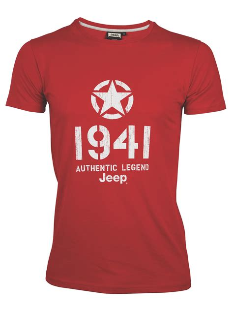 jeep t shirt 1941 in for lyst