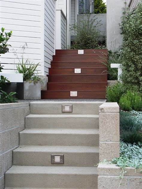 Wood Outdoor Stairs Design Magnificent Outdoor Stair Designs Ccd Engineering Ltd