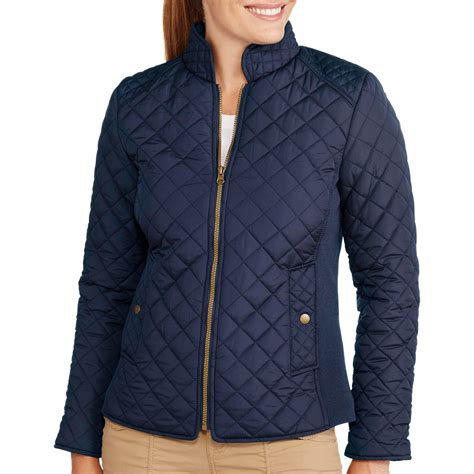 Womans Quilted Jacket by Womens Quilted Jacket Coat Nj