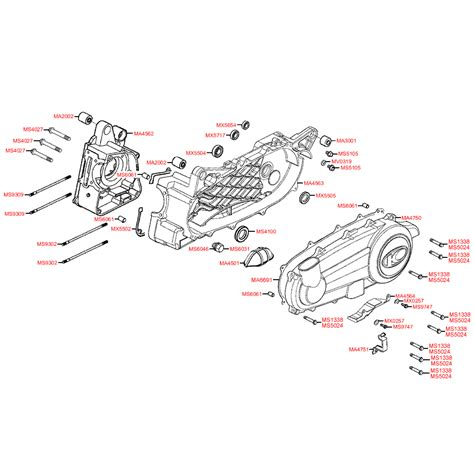 honda scooter crankcase diagram imageresizertool