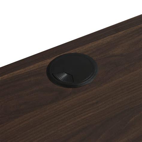 american black walnut desk denmark u shape desk american walnut national office