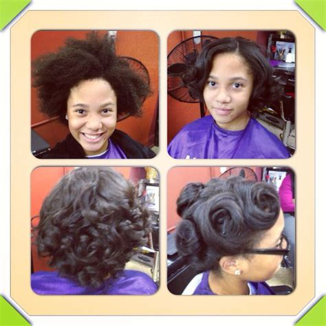 Press And Curl Hairstyles by Hair Press N Curl Hairstyles For