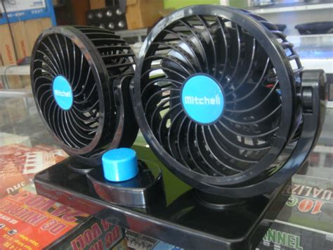 Kipas Angin Fad jual kipas angin mobil dc lighter 12v colok rokok fan