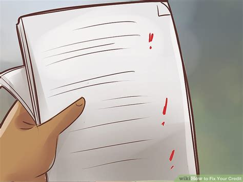 how to fix your credit to buy a house how to repair your credit with pictures wikihow autos post