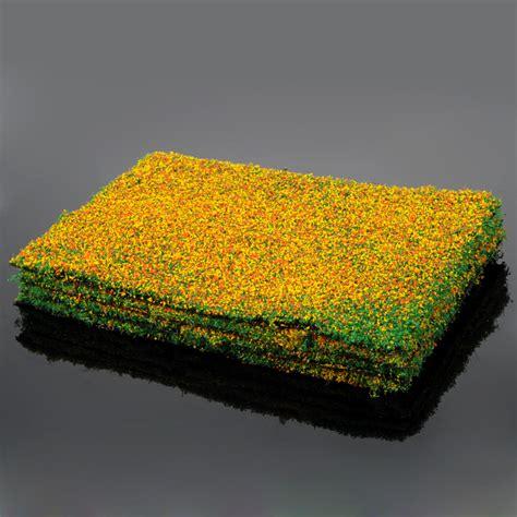 Model Grass Mats by Dollhouse Craft Model Grass Mat Park Garden