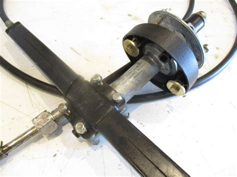 boat rack and pinion steering ssc12414 teleflex marine boat 14 rack pinion steering