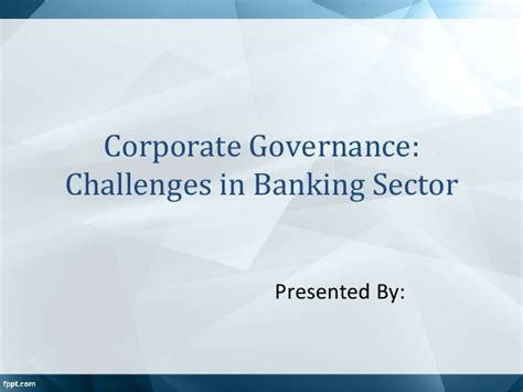 corporate governance challenges corporate governance