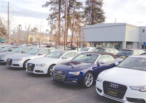 Bmw Dealers In Oregon by Kendall Audi Bmw Porsche Of Bend Car Dealership In Bend