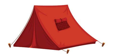 transparent tent various objects of cing tent clipart health and