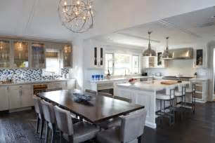 long kitchen island ideas kitchen designs by ken kelly long island ny custom