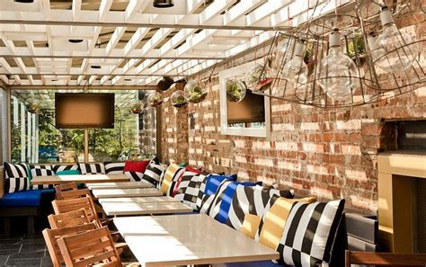 Rooftop Patio Toronto by Sky Yard Rooftop Patio The Hotel Toronto T R A
