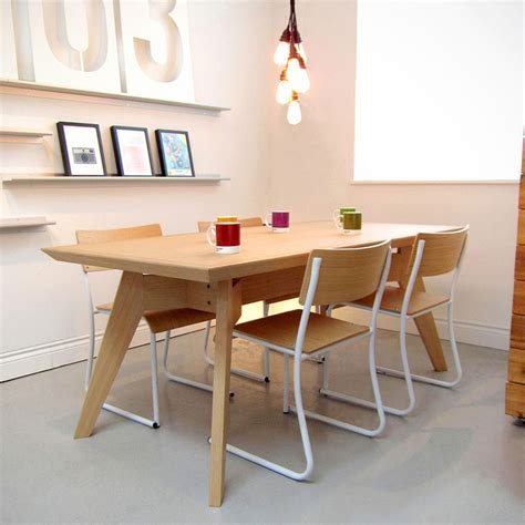 dining table in kitchen modern kitchen table design