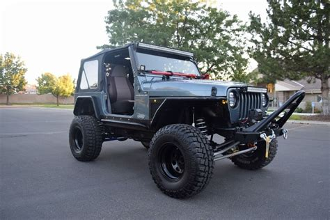 jeep wrangler for sale 1998 1998 jeep wrangler tj lifted rock crawler for sale