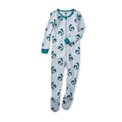 tea pajamas nessie baby pajamas tea collection
