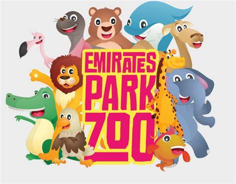 make moe design zoo logo emirates park zoo gould strategic branding gould
