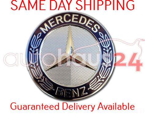 Emblem Kap Original Mercedes W212 new mercedes w209 clk320 clk500 clk55 coupe cabrio