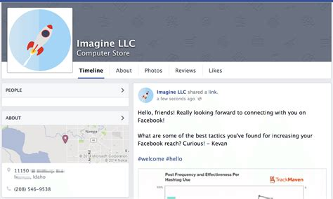 fb product create the perfect facebook business page now start guide