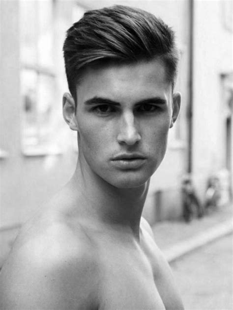 Haircuts For Guys With Medium Hair by 75 S Medium Hairstyles For Thick Hair Manly Cut Ideas