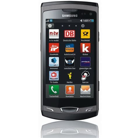 themes samsung wave s8530 samsung wave ii s8530 unveiled latest mobile news