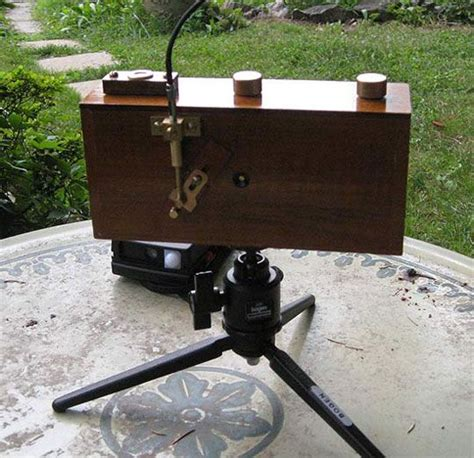 Handmade Pinhole - 20 best images about on large format