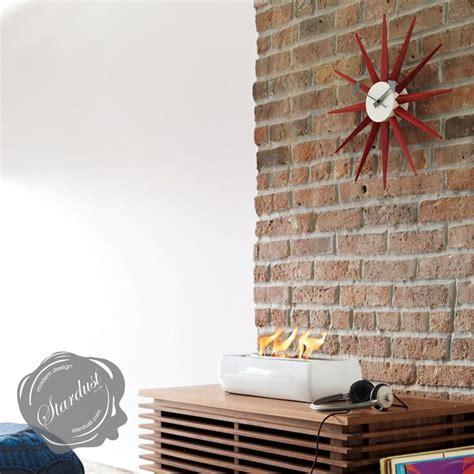 100 best made wall clock nelson wall clock sunburst clock vitra mod made spoke clock 100 modernist