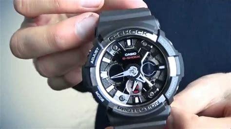 G Shock Ga 200 Digital g shock ga 200 1aer digital with resin combi