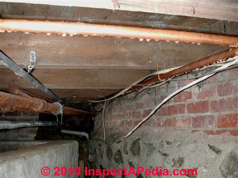 copper  plastic pipes  buildings