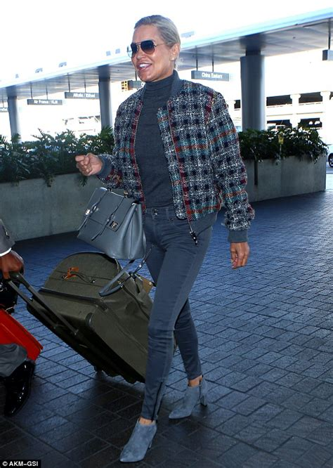 yolanda foster puffy jacket yolanda hadid jets to paris to see daughters gigi and