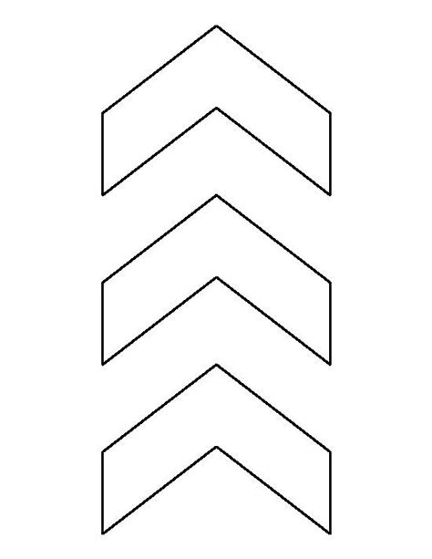 Printable String Templates - image result for chevron arrow pattern template boho