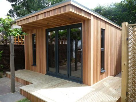 backyard office building garden offices working from your shed studio sheds