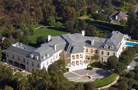 celebrity houses aaron spelling photos celebrity homes zimbio