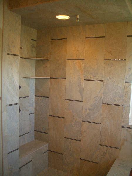 tile pattern using 12x24 18 x 18 bathroom tile ideas pinterest 12x24 tile