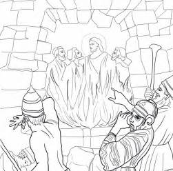 Shadrach meshach and abednego coloring pages az coloring pages